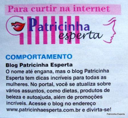 DSC077871 - Patricinha Esperta na Revista Viva Mais!