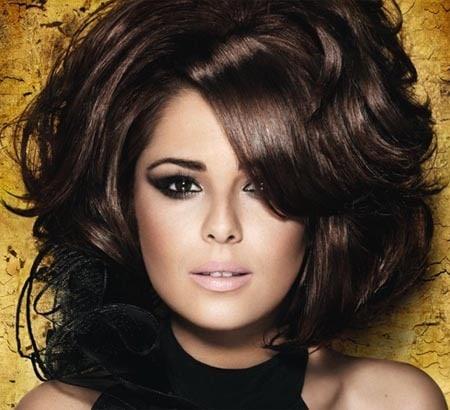 Penteados para cabelos com volume - Penteados para cabelos com volume