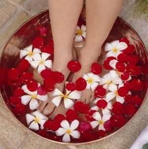 UploadImagens Artigo01691Imagem01 - Para aliviar as dores nos pés