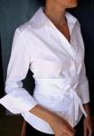 camisa branca - A peça curinga do guarda-roupa feminino