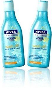 gel de limpeza suave nivea visage young wash off1 177x300 - Wash Off - O eleito para limpar o rosto!