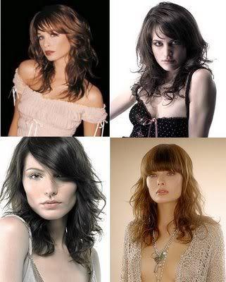 tendencias cortes cabelo 2008 - O que seu corte anda dizendo por aí