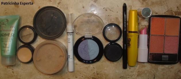 023 - Tutorial - Maquiagem Colorida para o Inverno