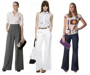 calcas pantalona fotos 300x250 - Dossiê da moda – Peças que valorizam quem tem pernas curtas