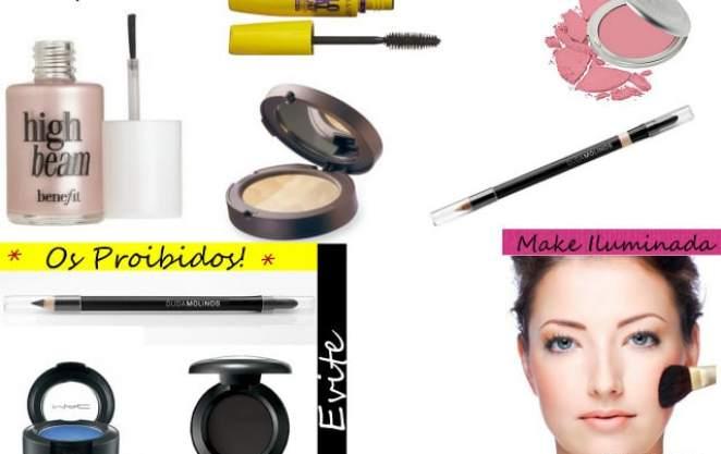 Nova pasta 27 - Maquiagem Que Disfarça o Cansaço