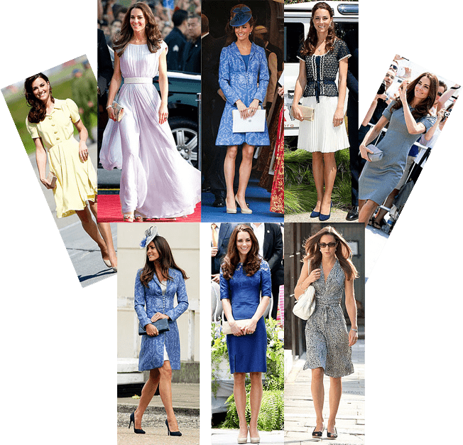 Kate 02 - Looks de uma Duquesa - Kate Middleton