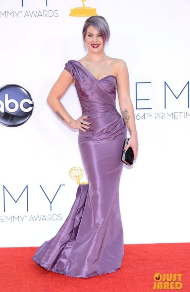 osbourne emmy awards 01 Zac Posen - Looks Emmy Awards 2012