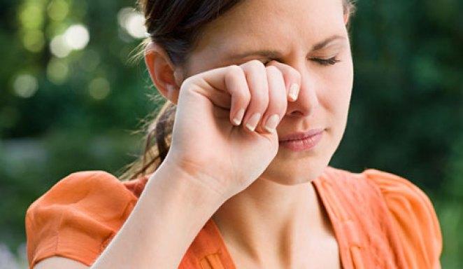 alergia 2 - Doenças Oculares de Verão