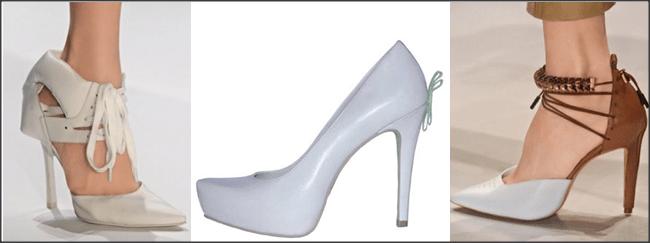 Snap 2012 11 05 at 04.53.01 - Scarpin branco – Tendência total!