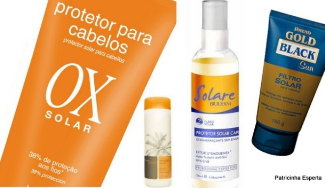 2012 12 093 - Filtro Solar Capilar: Tem Que Usar!