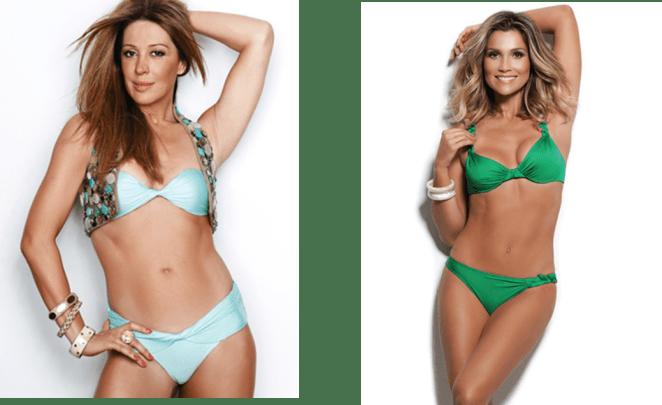 Flavia e Claudia - Dietas de beldades!