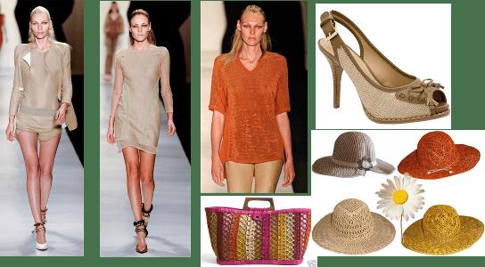 Rafia 04 - Tecidos e materiais que se destacam em 2013!