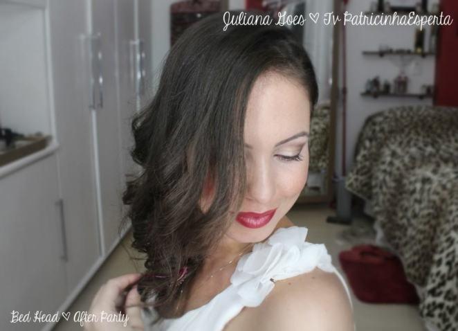 juliana goes cabelo 1024x740 - Ondulado Lateral com After Party: O Queridinho das Modelos!
