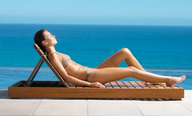 tomando sol - Como cuidar de sua pele pós-sol?