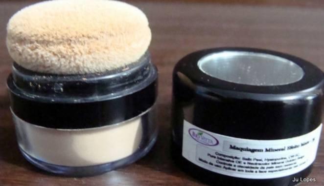 2013 01 242 - Pó Mineral de Efeito Mate Para Peles Oleosas