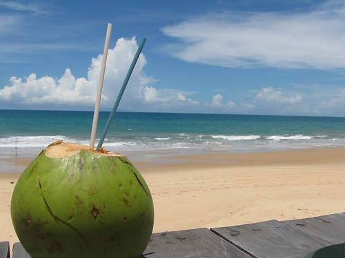 coco - Água de Coco é Tudo de Bom!