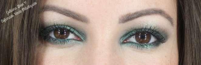 juliana goes verde - Esfumado Verde Metalizado e Poderoso: Tendência 2013!