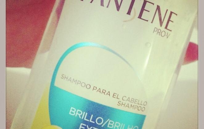 IMG 2894 - Shampoo Brilho Extremo - Pantene