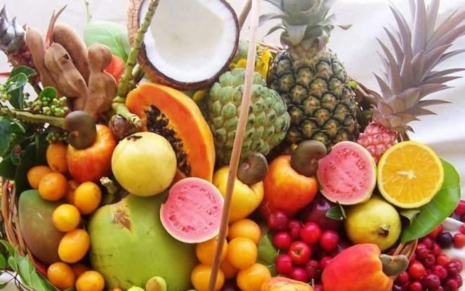 frutas tropicais - Frutas Que Renovam e Desintoxicam o Organismo!
