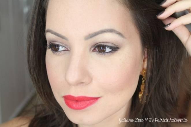 juliana goes 23 680x453 - Tutorial: Maquiagem Neutra e Chique