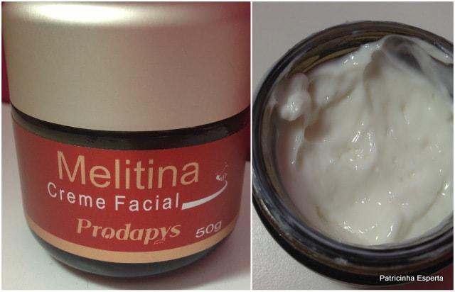 2013 03 18 - Creme Facial de Melitina Prodapys: Usando e Amando!