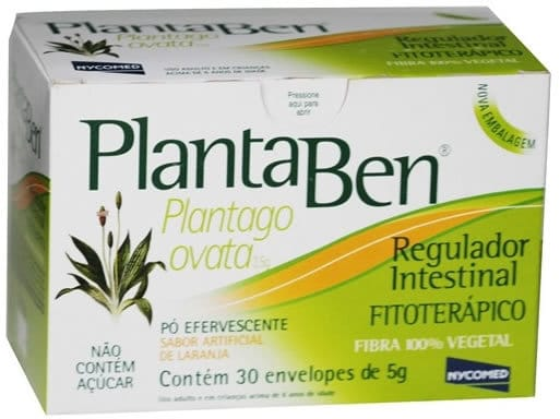 34401 - PlantaBen: Suplemento de Fibra
