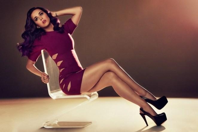 katy - Katy Perry consome cafeína para queimar gordura localizada!