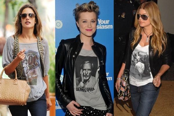 T shirts3 - Já escolheu a T-shirt que mais combina com você?