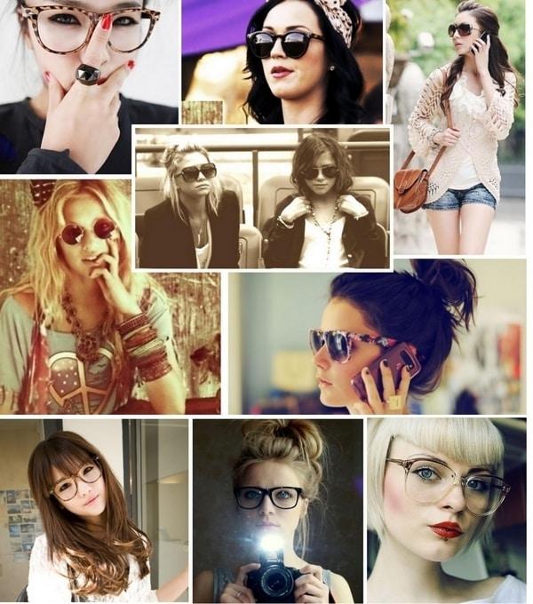 oculos2 - Tendência: aposte em óculos estilosos!