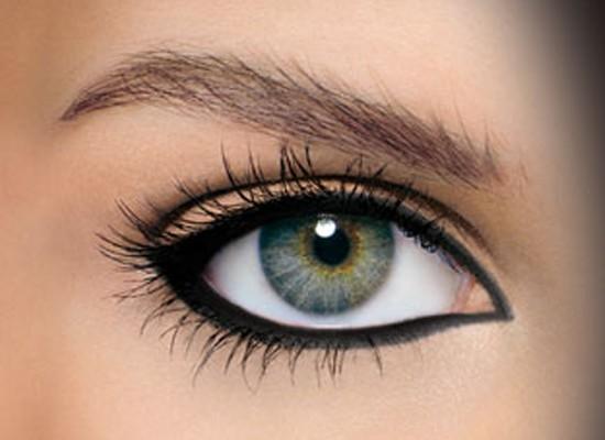 Maquiagem para aumentar os olhos - A Maquiagem Certa Para Valorizar Cada Tipo de Olho!