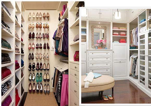 closets - Dicas para não errar no planejamento da casa