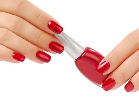 esmaltes vermelho 14 - Unhas perfeitas!