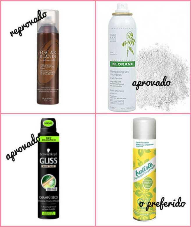 resenha shampoo seco - Já conhece a maravilha do Shampoo Seco? Testamos em Vídeo