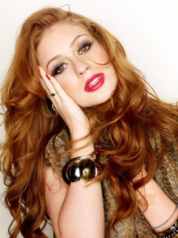 Marina Ruy Barbosa look3 - Strawberry Blonde: aprenda a fazer em casa