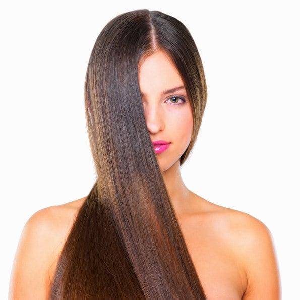 cabelo liso materia - Hidratação capilar: tire suas dúvidas