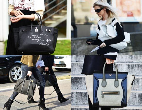maxi bags edit - Como manter sua bolsa organizada? Descubra aqui