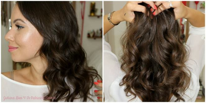juliana goes hairstyler - Hair Styler Polishop | Cachos Perfeitos, na Hora!