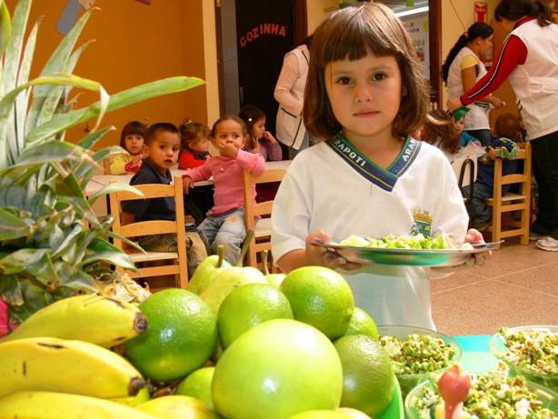 arapoti - Alimentação Escolar no Brasil