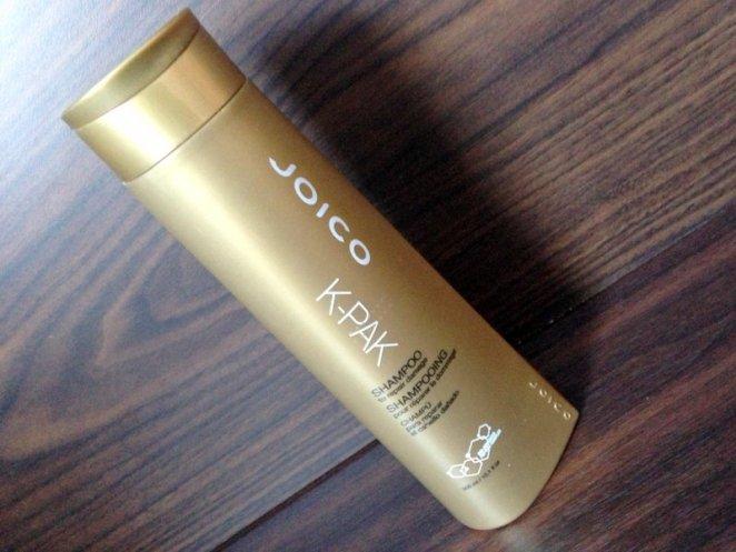 IMG 2675 - Shampoo K-Pak To Repair Damage Joico: O Salva Fios