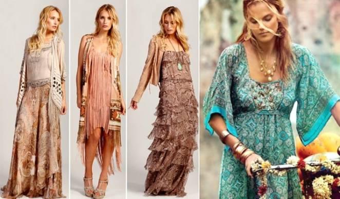 estilo moda hippie chic looks thumb1 - Estilo Hippie: como usar