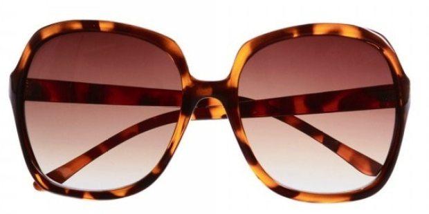 oculos grande quadrado acetato tartaruga - Óculos de sol: como escolher o certo!