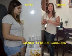 Josi 14 kg de gordura 300x235 - Gordura da barriga - como perder rápido