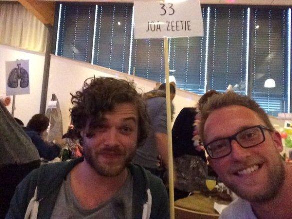 ETZ Kennisquiz 2015 | Niels Vandormael en Patrick Brok