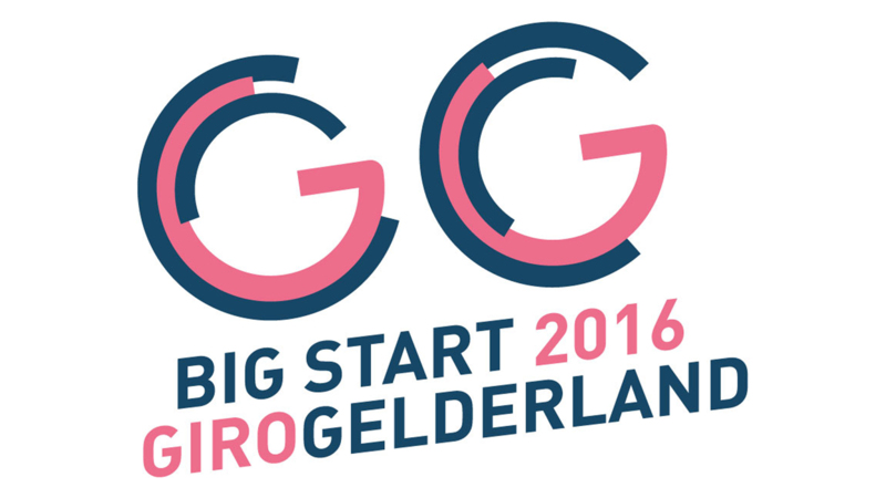 Giro 2016 start in Gelderland. Bron: Giro Gelderland