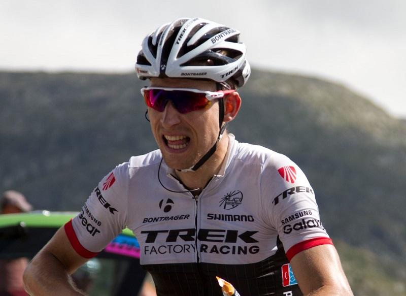 Bauke Mollema wil in 2016 opnieuw top tien rijden in de Tour de France