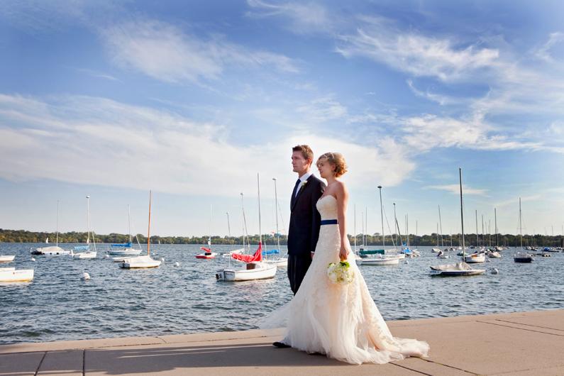 Lake Harriet Pavillion - Minneapolis Wedding Photography