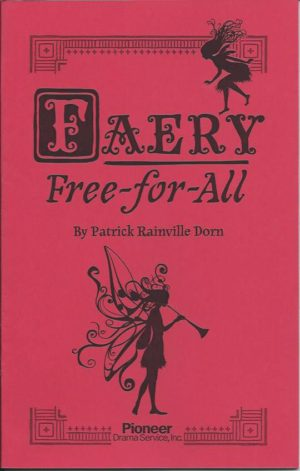 Faery Free For All Cover