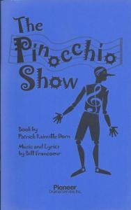Pinocchio Show Cover