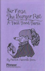 Sir Nose the Burger Rat Cover