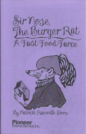 Sir Nose the Burger Rat Cover